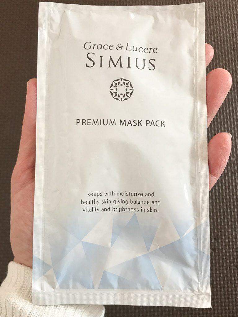 シミウス口コミシートマスク