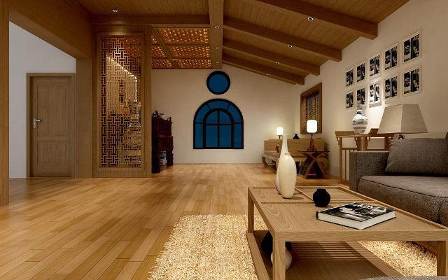 整理された綺麗な部屋