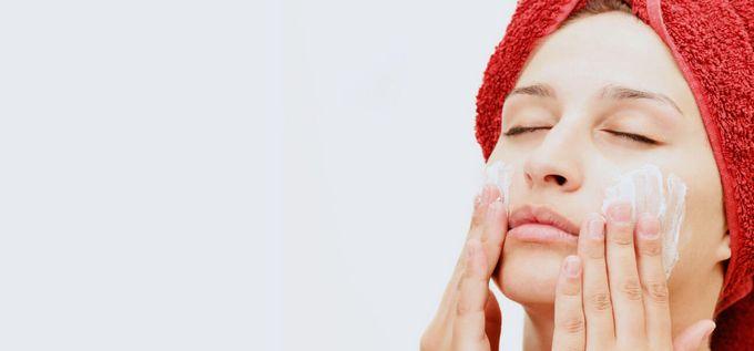 敏感肌の洗顔方法