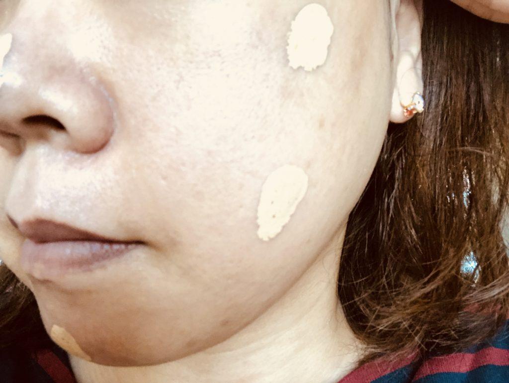 米肌澄肌ホワイトCCクリームの使い方3