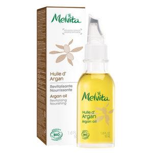 保湿ケアの効果を高める!「Melvita ビオオイル アルガンオイル」