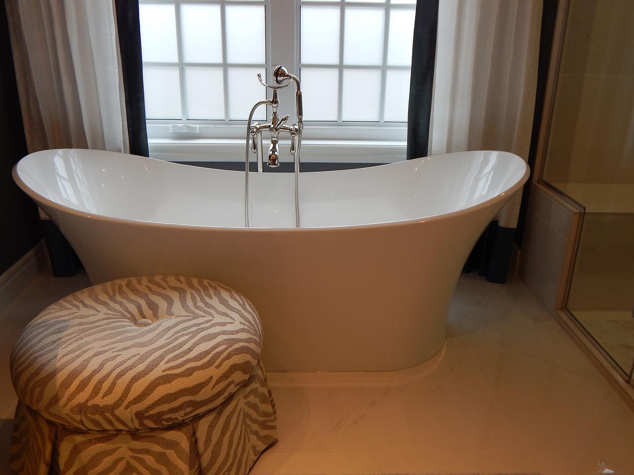 入浴の際にオイルを使ってさらにリラックス