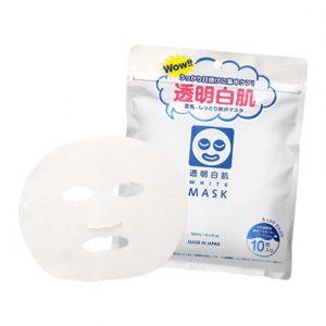 ホワイトマスクN(透明白肌)10枚