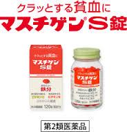 マスチゲンS錠(日本臓器製薬)