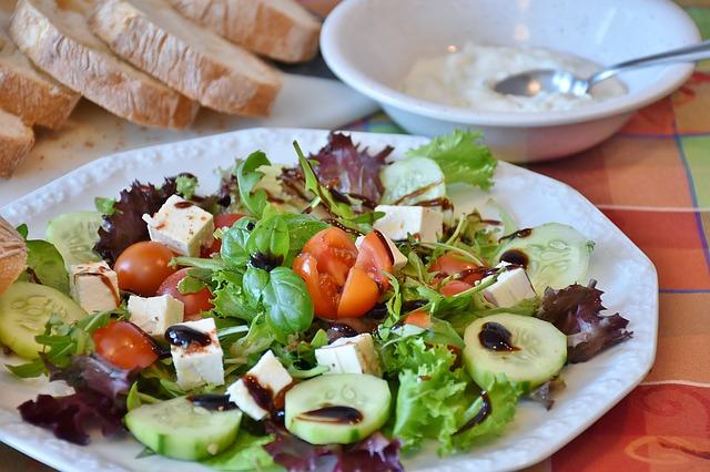 栄養バランスのとれた食生活