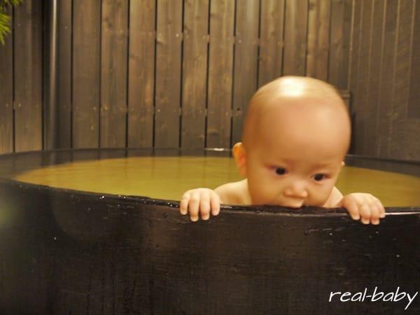 長湯は赤ちゃんにとっては悪影響