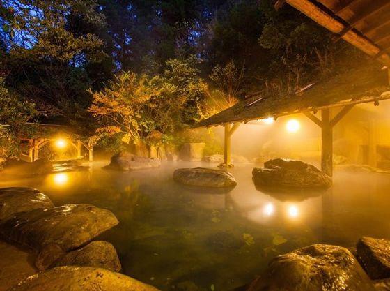 黒川温泉 やまびこ旅館(熊本県)