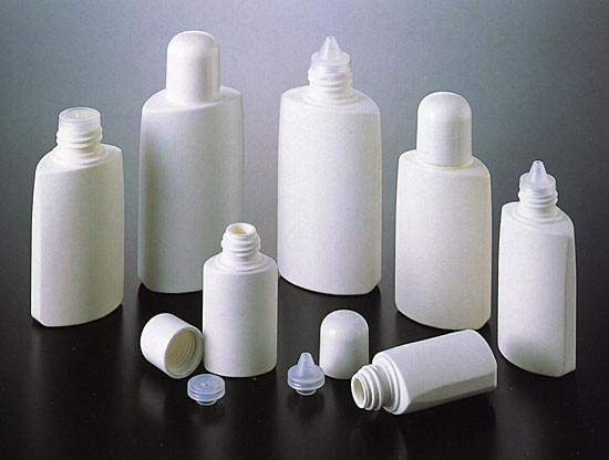 乳液のボトル
