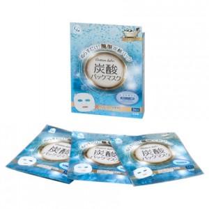 炭酸パックマスク(コットン・ラボ)