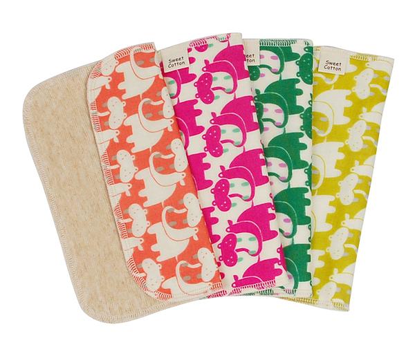 プレーンタイプの布ナプキン