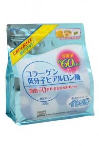 コラーゲン・低分子ヒアルロン酸 (井藤漢方製薬株式会社)