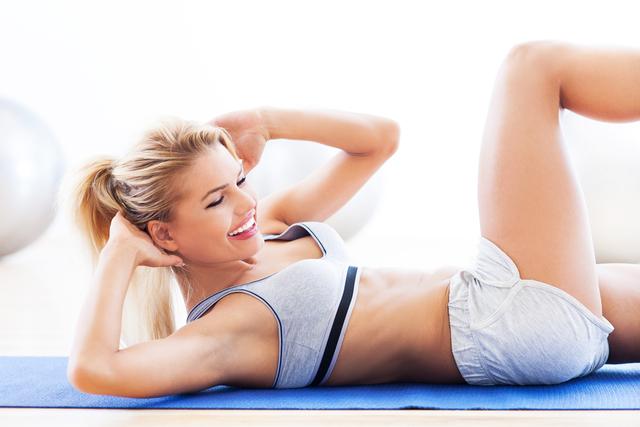 1. 腹斜筋を意識して腹筋を鍛える