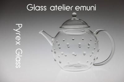 えむに ビッツポット(glass atelier )