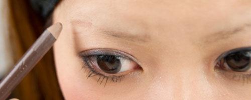 眉毛を細くし過ぎたときの対処方法