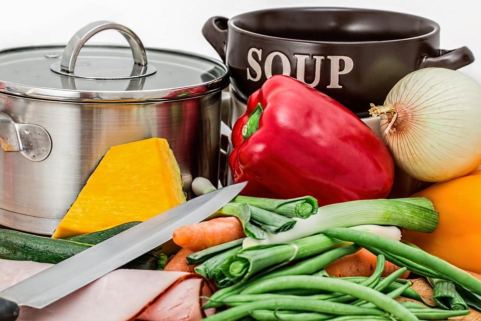 鍋を使った料理