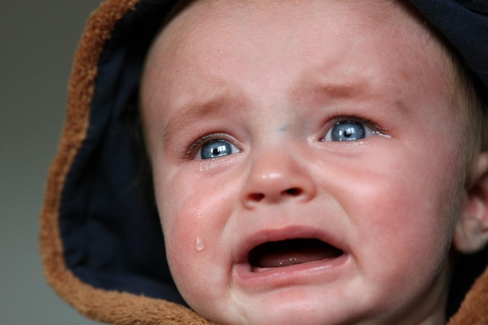 赤ちゃんの肌は超敏感