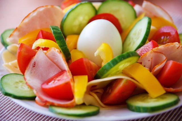 栄養豊富な野菜
