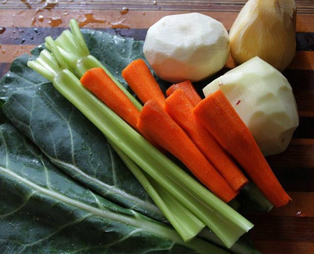 身体を温める冬野菜