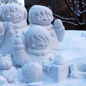 子連れで楽しむ北海道旅行