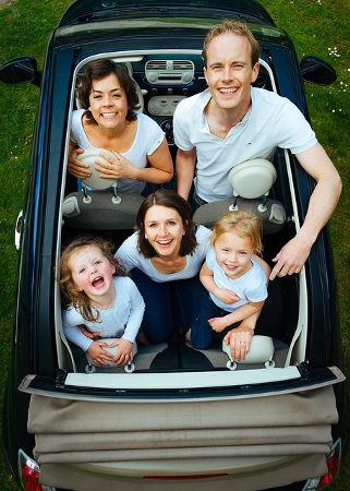 家族旅行を楽しもう!