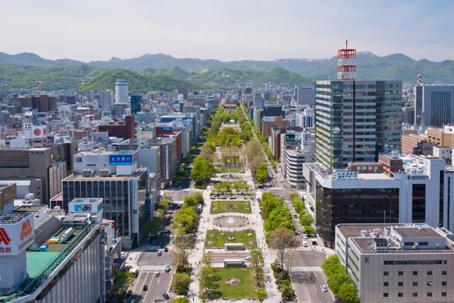 札幌市大通公園