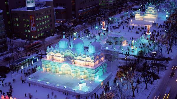 雪の祭典 さっぽろ雪まつり