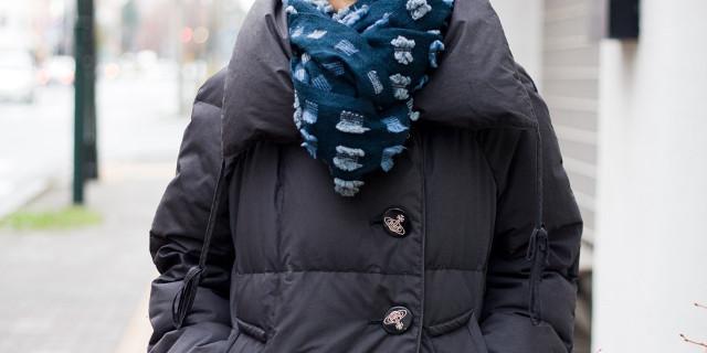 防寒対策をしっかりとする