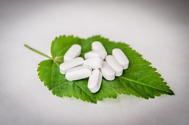 タブレットタイプの薬剤