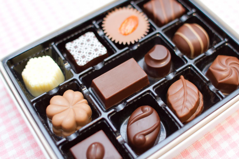 おすすめおやつ③ 本格派のチョコレート~チョコレートを食べたい時に