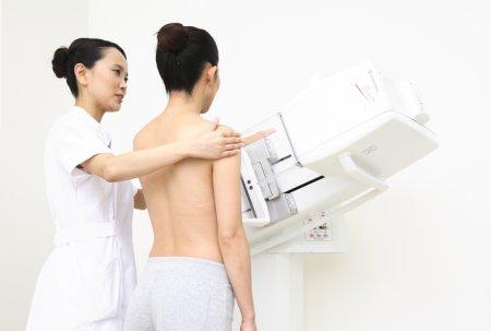 マンモグラフィー検診が受けられるようになったのは、2000年代に入ってから