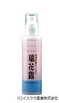 瑞花露薬用保湿ローション(イクスラ産業)